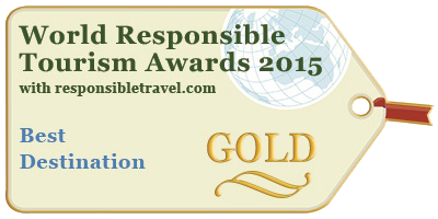 World Responsible Tourism Awards 2015